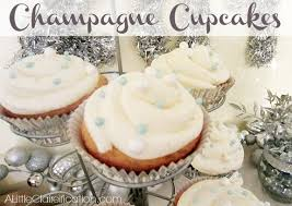 Cupcake Decorations For New Years by Champagne Cupcakes Bust Out That Bubbly A Little Claireification