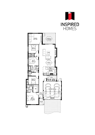 vison floorplan with logo inspired homes