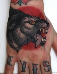 62 trendy wolf tattoos on hand