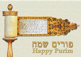 purim cards cards scroll of esther italy pack of 10