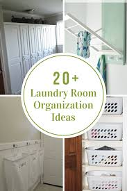 Storage Ideas For Laundry Rooms by Laundry Room Organization Ideas The Idea Room