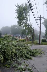 Comed Power Outage Map Chicago by Tornadoes Touchdown But Storms Cause Minimal Damage Here Local