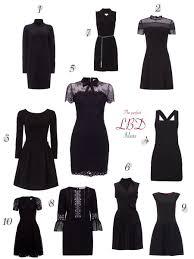 my top 10 lbd ideas the perfect little black dress ideas