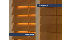 Removing Levolor Blinds Levolor Blinds With The Lightmaster Option U0026raquo