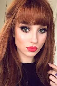 best 25 hair with bangs ideas on pinterest medium length hair