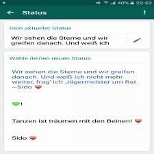whatsapp spr che whatsapp status sprche wir sehen die sterne und wir greifen