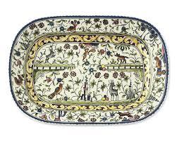 painted serving platters provence painted serving platter williams sonoma au