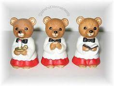 home interior bears homco home interior bears porcelain figurines boy apples