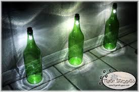 Wine Bottles With Lights Let There Be Light Wine Bottle Cork Lights