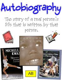 biography definition and characteristics autobiography must read 1 to my 1st graders great writing idea too