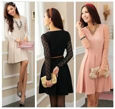Cotton Blend Gauze Apricot Black Pink Long Sleeve Big Size Casual