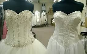 wedding dresses on line buying a wedding dress online fails