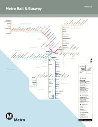 Map Of Ucla Go Metro To Ucla Usc Football The Source