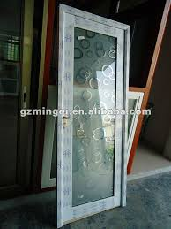 Frosted Glass Bathroom Doors by Pvc Frosted Glass Bathroom Door Buy Bathroom Door Frosted Glass