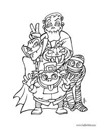coloring pages halloween color coloring pages numbers