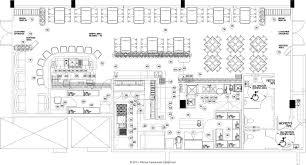 Restaurant Floor Plans Restaurant Open Kitchen Floor Plan