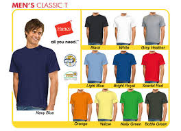 Hanes Our Most Comfortable T Shirt June 2014 Welcome To Nyfifth
