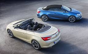 vauxhall convertible new cascada opel u0027s athletic glamorous mid size convertible