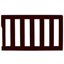 Convertible Crib Toddler Bed Rail On Me Universal Convertible Crib Toddler Bed Rail Finish