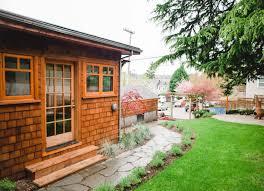 add a stone pathway to add visual interest small backyard ideas
