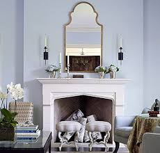 Shabby Chic Fireplace Mantels by Fireplace Mantel House To Home Blog