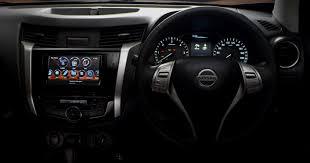 Navara D40 Interior New Nissan Navara Interior Revealed