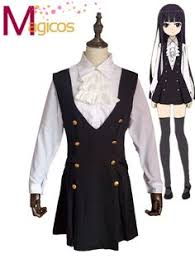 costume garã on mariage inu x boku ss shoukiin kagerou costume anime