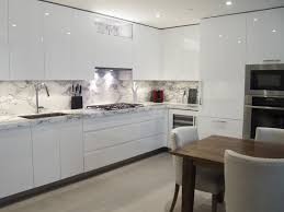 Two Colour Kitchen Cabinets Kitchen Style White Design Two Tone Black Cabinet Refinishers