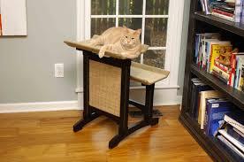 Cat Wall Furniture Cat Furniture Modern Cat Furniture Tower Medium Travertine Wall