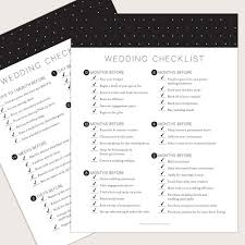 wedding checklist book wedding checklist printable by basic invite