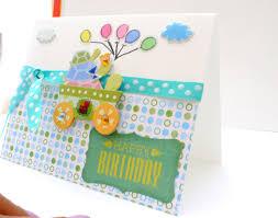 kids birthday card first birthday card boys birthday 1st