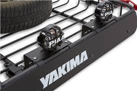yakima light mounting brackets yakima cargo baskets