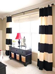 Black And White Striped Curtains Navy Stripe Curtains Blue And Striped Curtains Navy Blue And