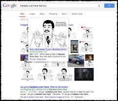 Badass Meme Generator - how to track image search in google analytics