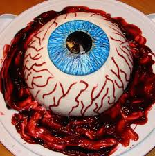 disgusting eyeball cake cakecentral com