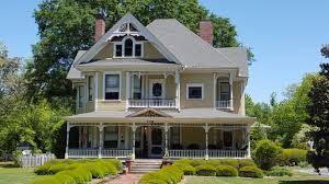 Queen Anne Style Home by Social Circle Old Homes