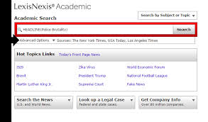 lexisnexis case search assignment 2 soc 241 modern social problems libguides at