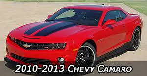 2010 2016 2017 2018 chevy camaro vinyl graphics stripes decal kits