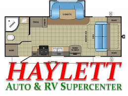Jayco Travel Trailers Floor Plans by 2017 Jayco Jay Feather Ultra Lite 23rbm Travel Trailer Coldwater