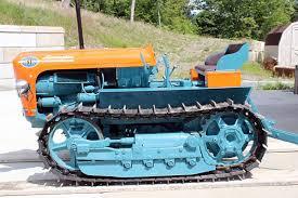 first lamborghini tractor 1965 lamborghini 5c crawler tractor