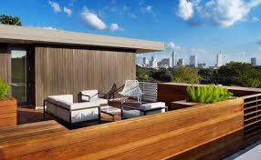 Rooftop Patio Design House Rooftop Remodel To Modern Patio Gallery Gyleshomes Com