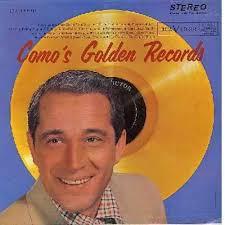 perry como como s golden records records lps vinyl and cds
