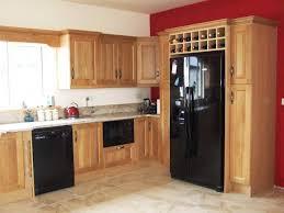 kitchen refrigerator cabinets mini fridge storage unit architecture the shelf supreme adjustable