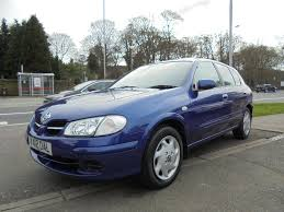 nissan almera leather seat used nissan almera hatchback 1 5 elegance limited edition 5dr in