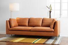 Ikea Leather Sofa Stockholm Sofa Seglora Natural Stockholm Dark And Living Rooms