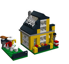 4996 1 beach house mini modular scale moc brick farmus
