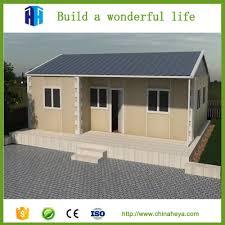 Fertighaus Verkaufen Heya Leichte Stahlkonstruktion Prefab Modellhöhe Häuser Und