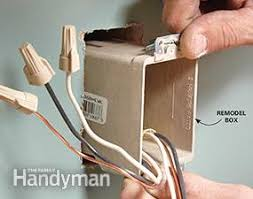 how to install electrical outlets in the kitchen family handyman