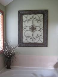 wall decor for bathroom ideas best 25 wrought iron wall decor ideas on iron wall