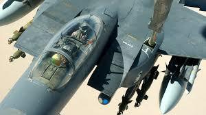 f 15e shot down